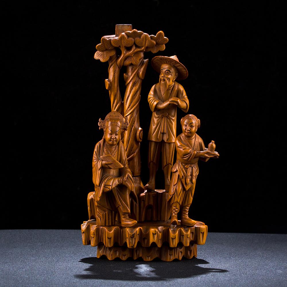 中国传统人物造像专场
