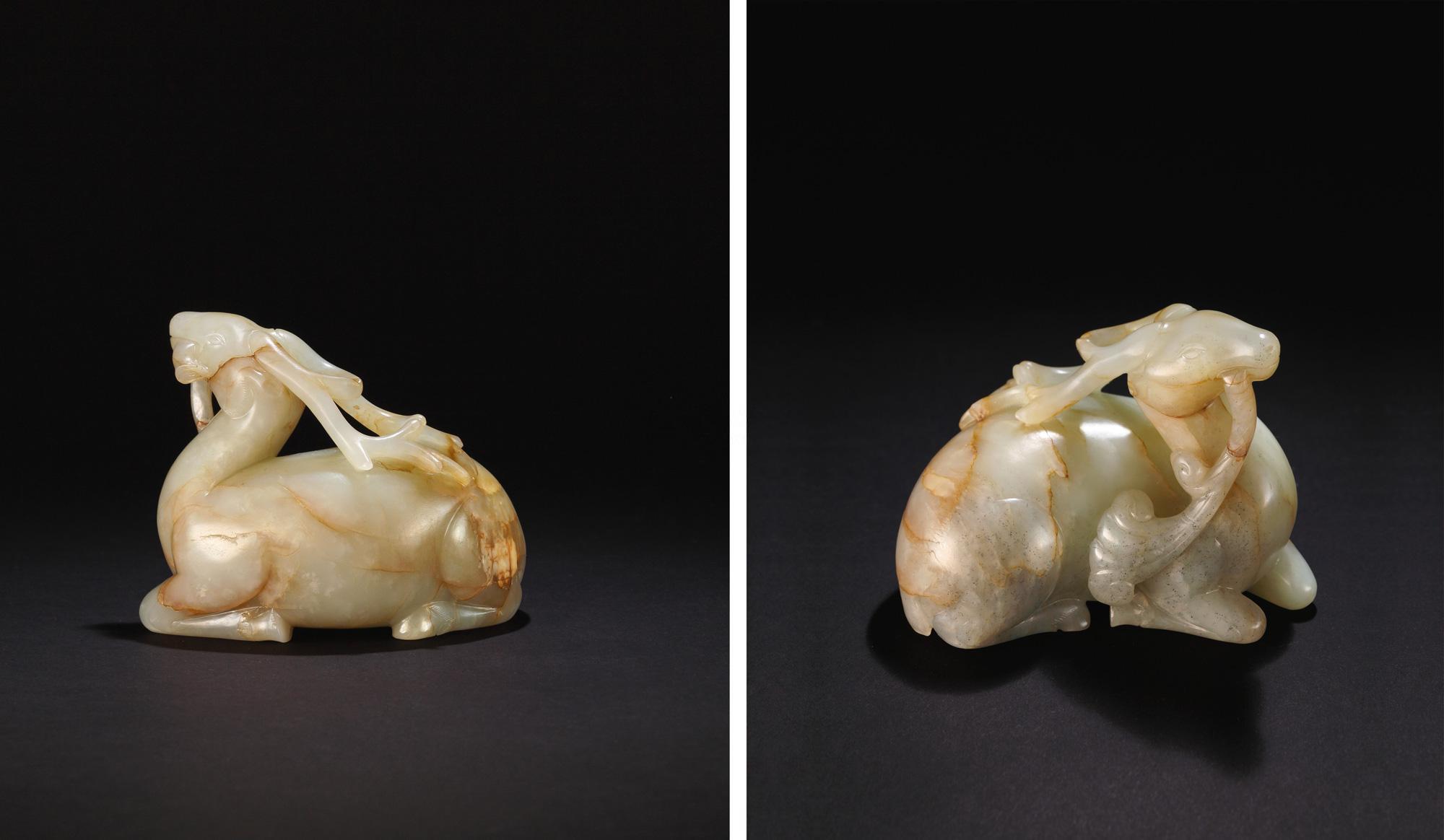 天汉瑶琼—海外庋藏中国玉雕艺术精品